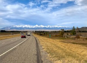 Montana – the Absaroka Range